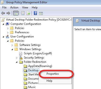 Microsoft GPOs and VMware Personas - vmWIKI