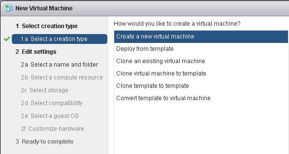 Creating and Deploying Templates - vmWIKI