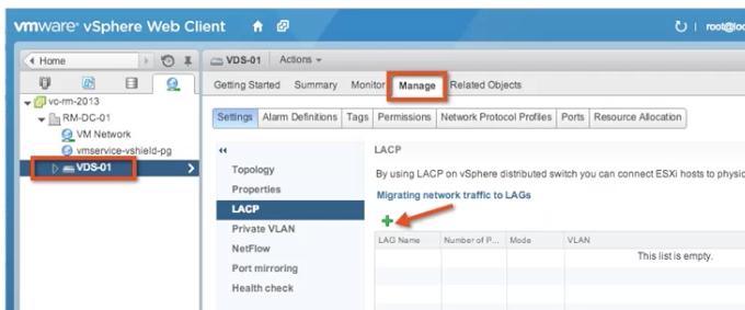 vsphere-lags-step1-definelags